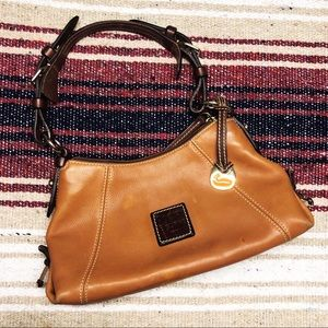 Dooney & Bourke Small Leather Shoulder Bag